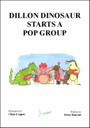 Dillon Dinosaur Starts A Pop Group