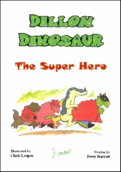 Dillon Dinosaur The Super Hero
