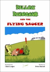 Dillon Dinosaur And The Flying Saucer