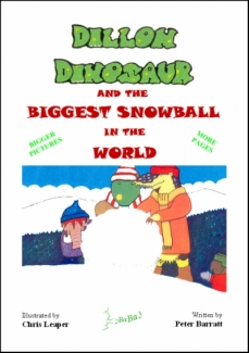 Dillon Dinosaur And The Biggest Snowball In The World